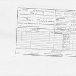 VM Davis Texas Tax Receipt, A (1901)