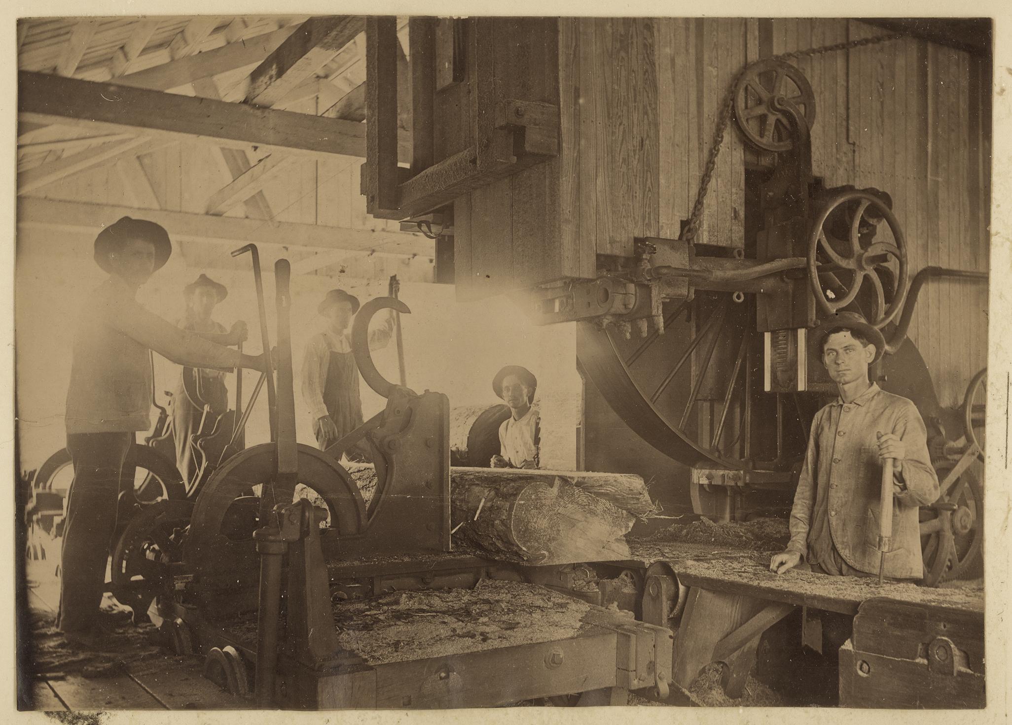 Sawmill Carriage (1903)