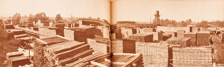 Hodge Backside Panorama Left (1909)