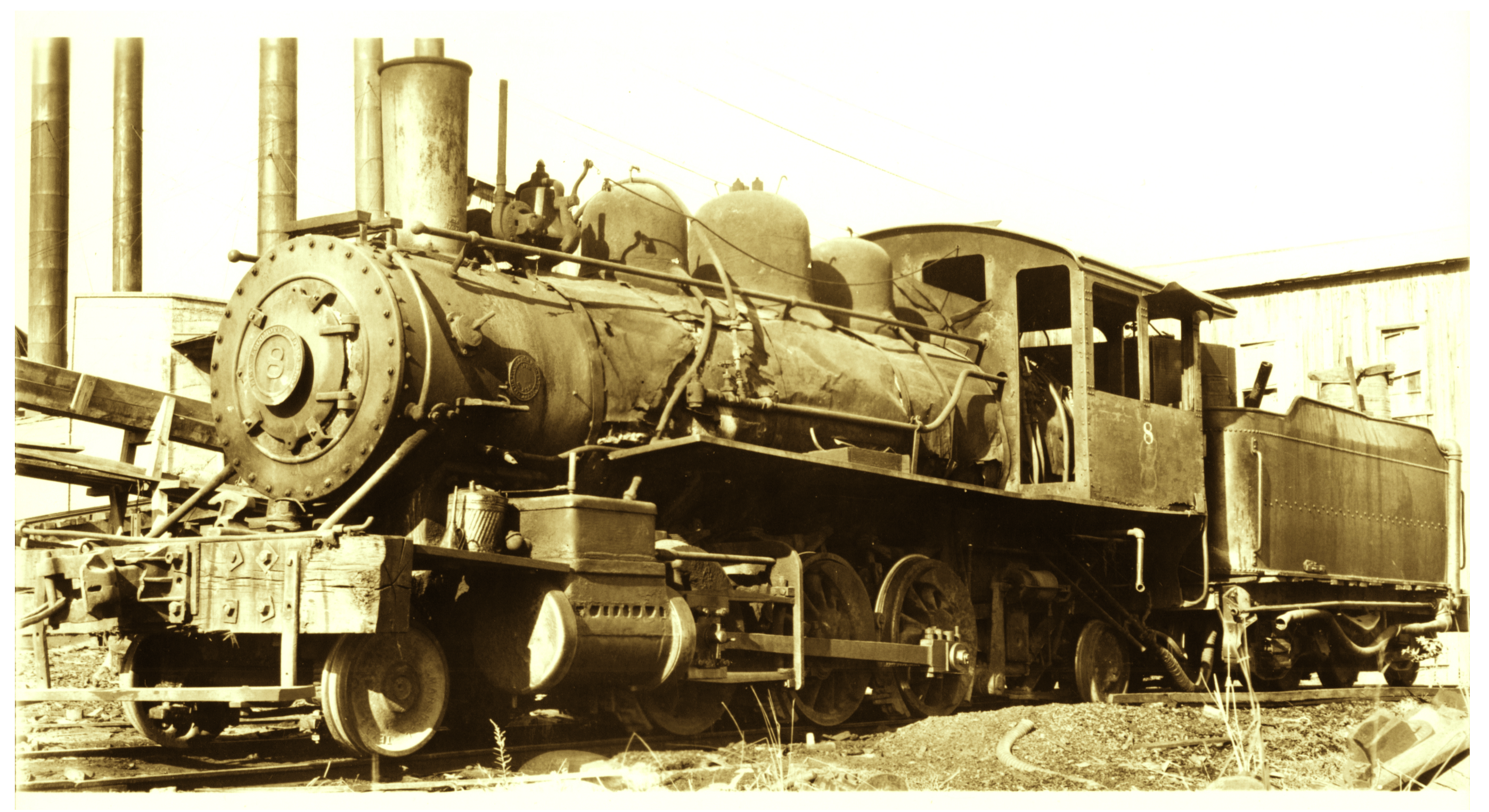 Locomotive No. 8 (1941)