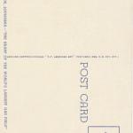 Hotel Frances Postcard 1a & 2a