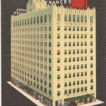 Hotel Frances Postcard 3a