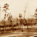 Bienville Mill in Background  (1909)