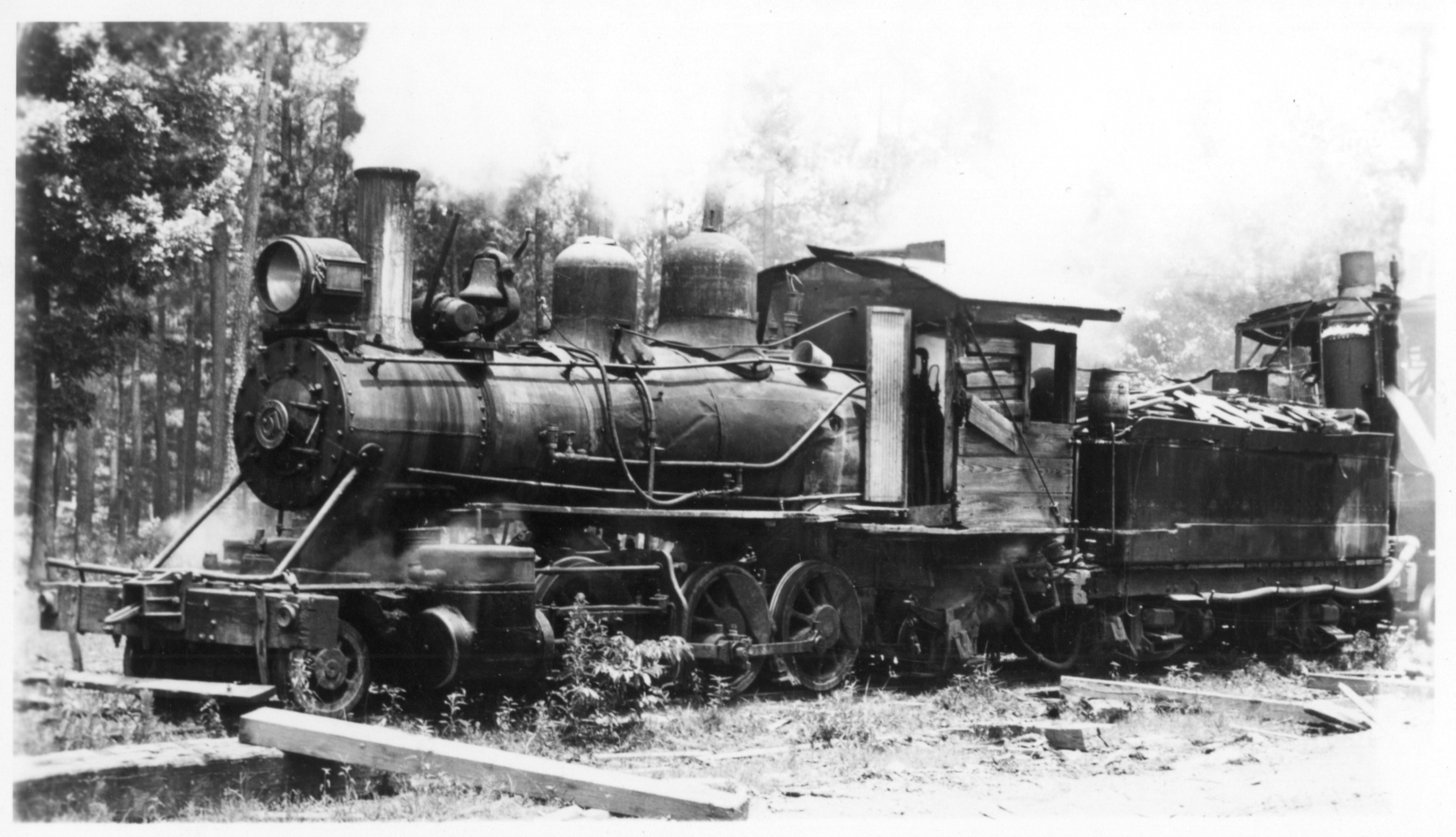 Locomotive #5 (1941)