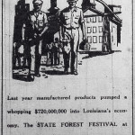 Forest Festival Ad (1958)