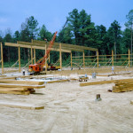 Main Building Construction 6