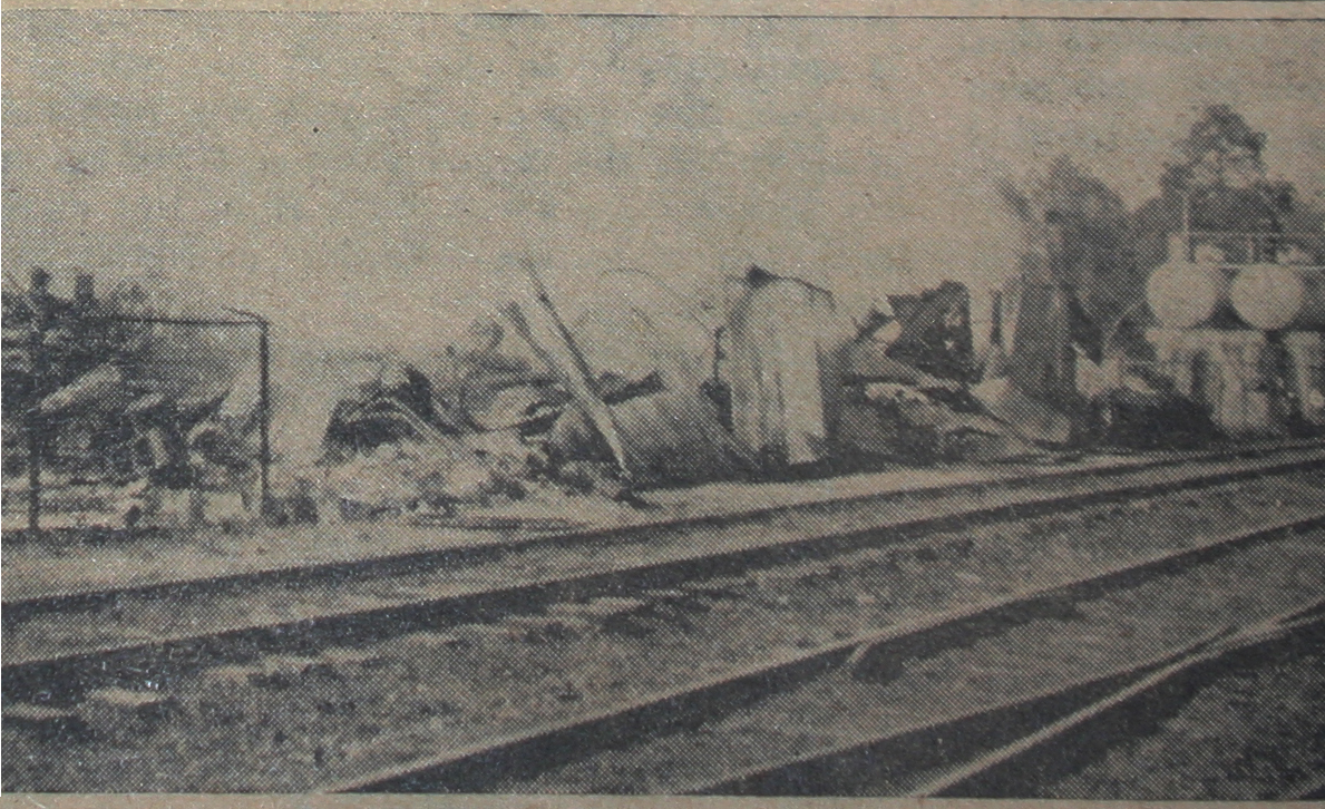 Crash on N.L. & G. (1953)