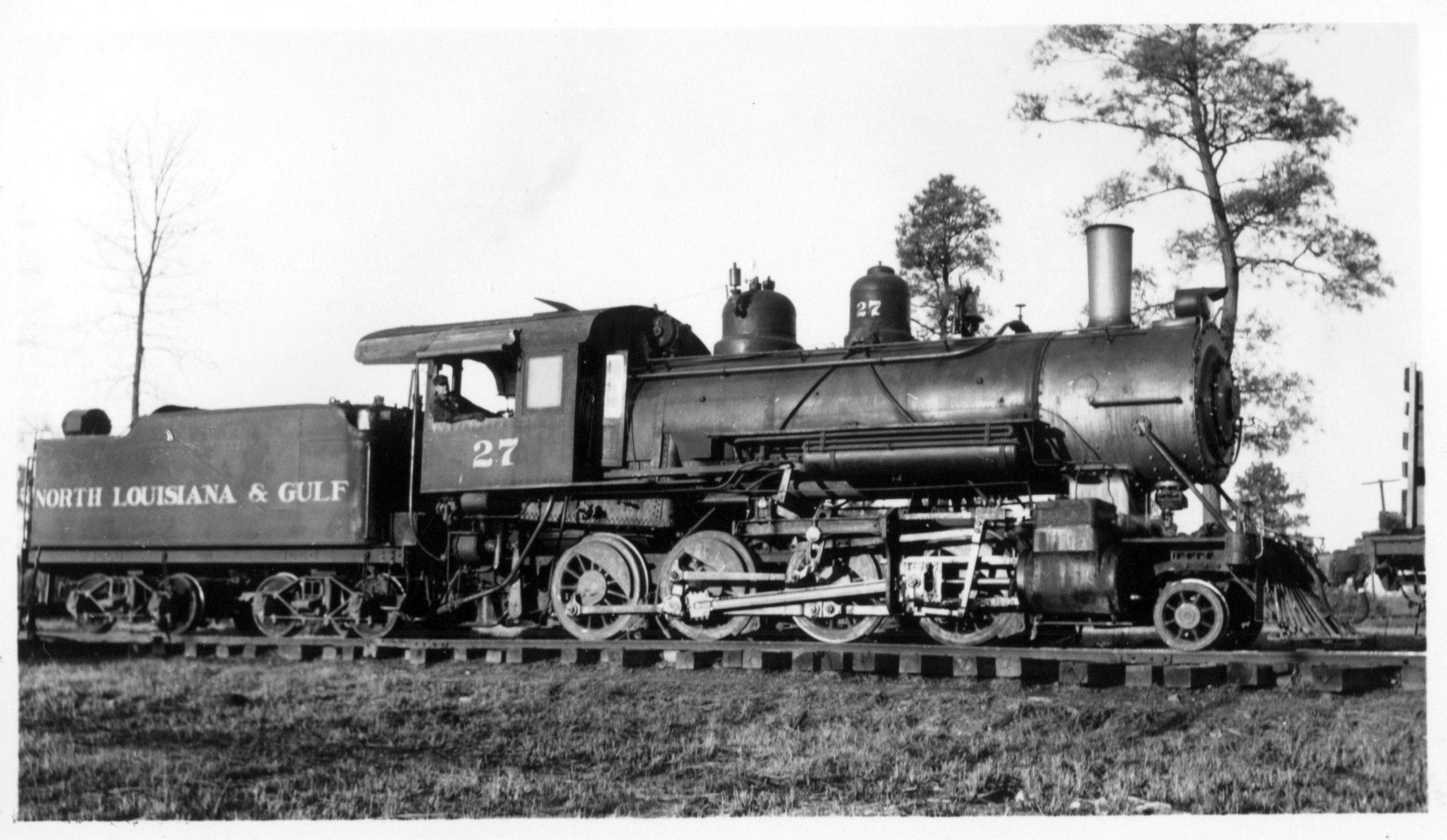 Locomotive #27 (1938)