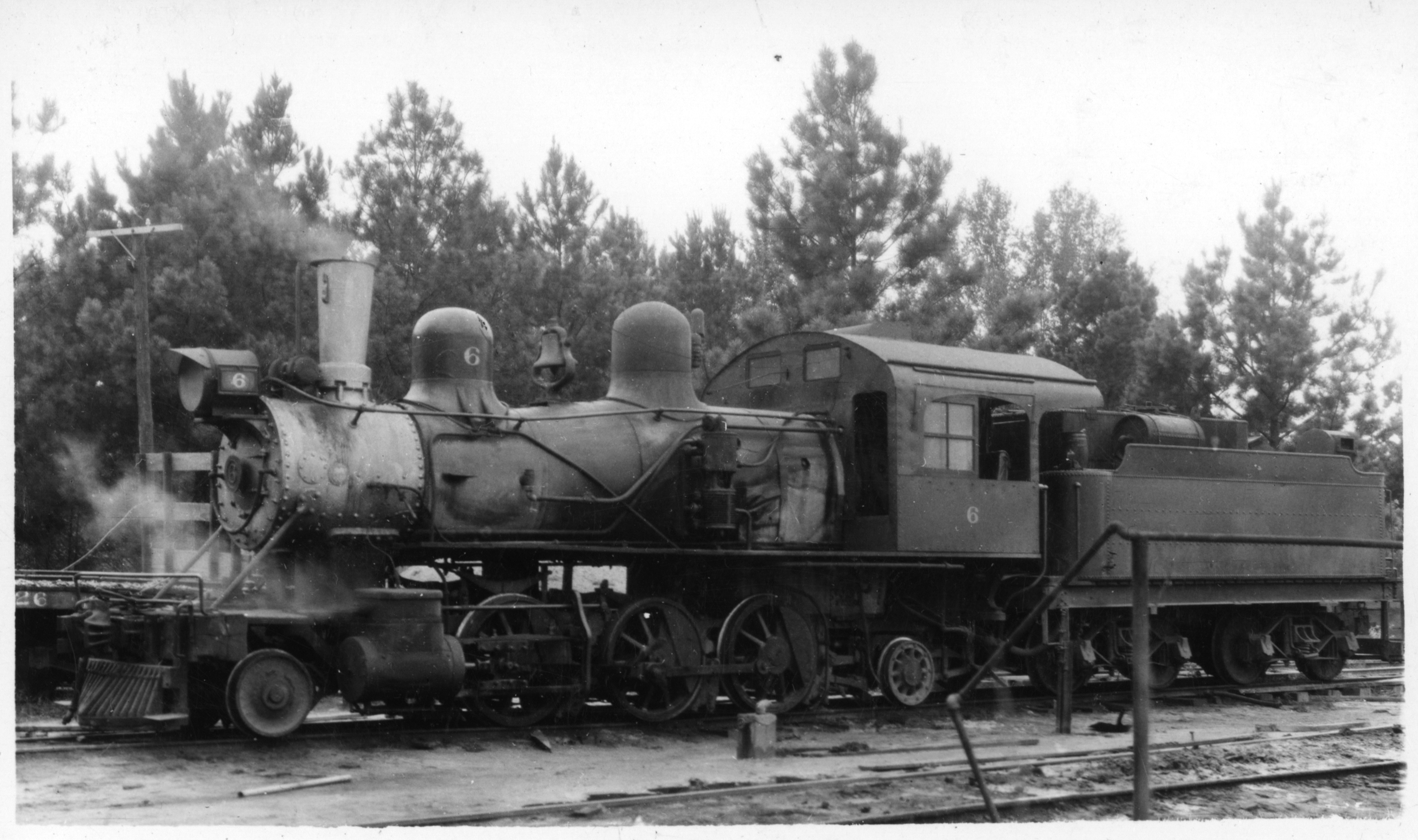 Locomotive #6 (1937)