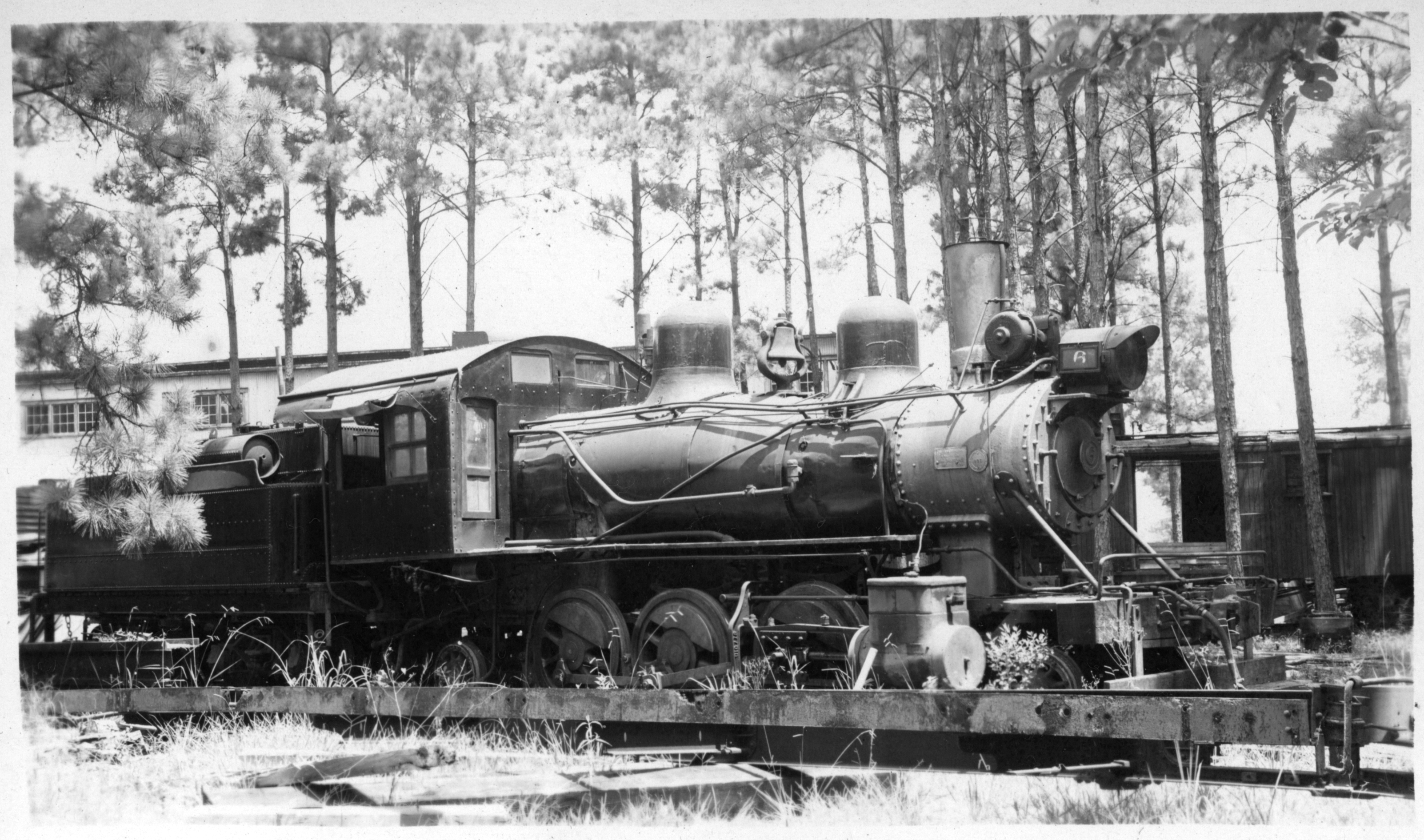 Locomotive #6 (1941)