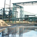 LIly pad chipper chip conveyor