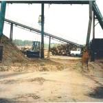Fuel storage shed