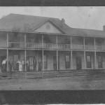 Comodius Hotel, Hodge, La., circa 1909